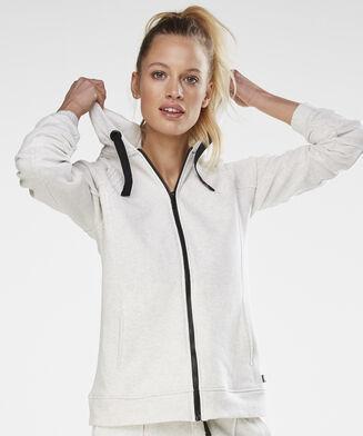 HKMX Vest, Wit