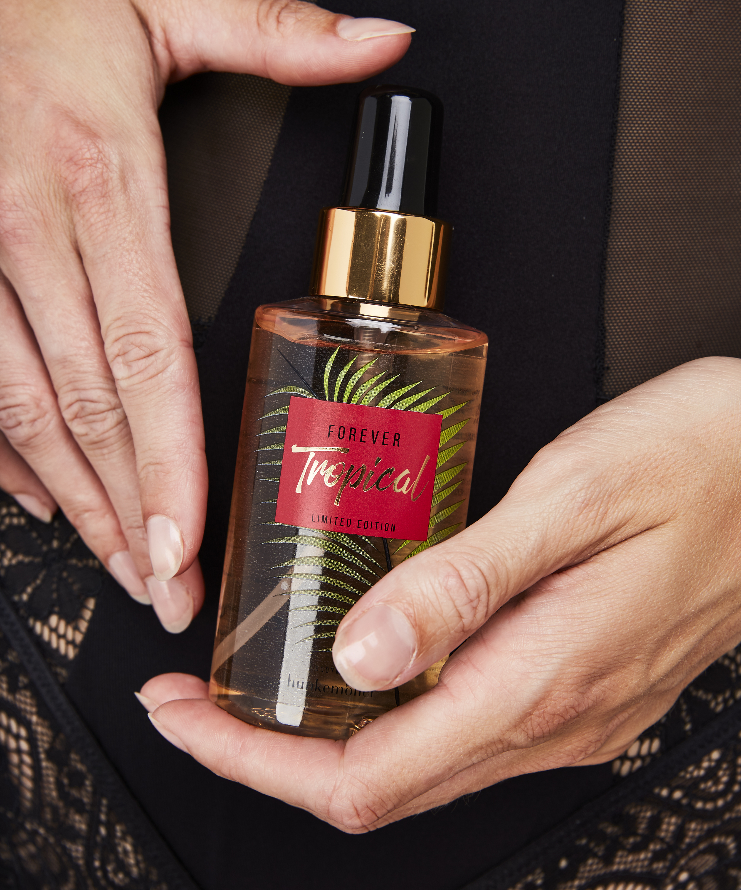 Bodymist Forever Tropical, Wit, main