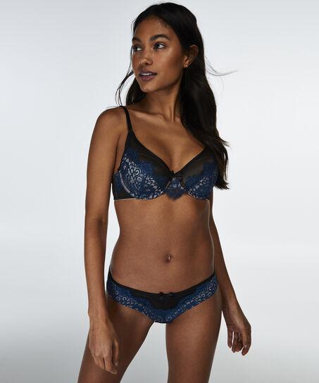 Brazilian Valentina, Blauw