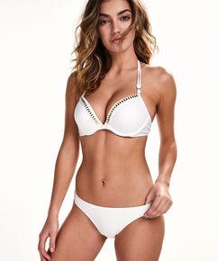 Rio bikinibroekje White Lines, Wit
