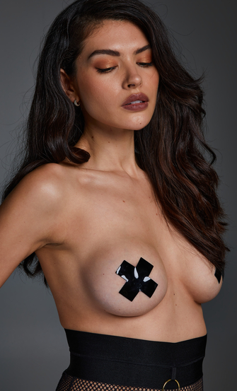 Private Nipple covers, Zwart