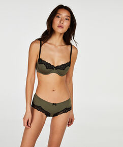 Boxer Secret lace, Groen