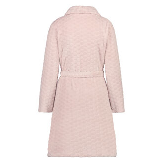Badjas Fleece, Roze