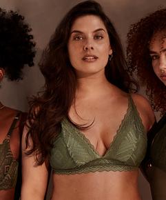 Bralette Filomena I AM Danielle, Groen