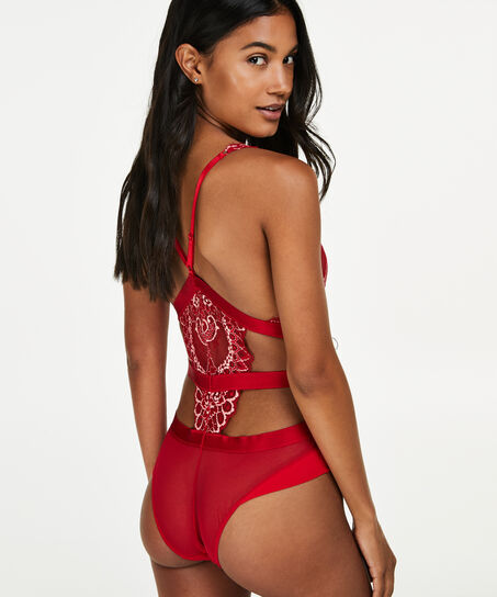Body Toril, Rood