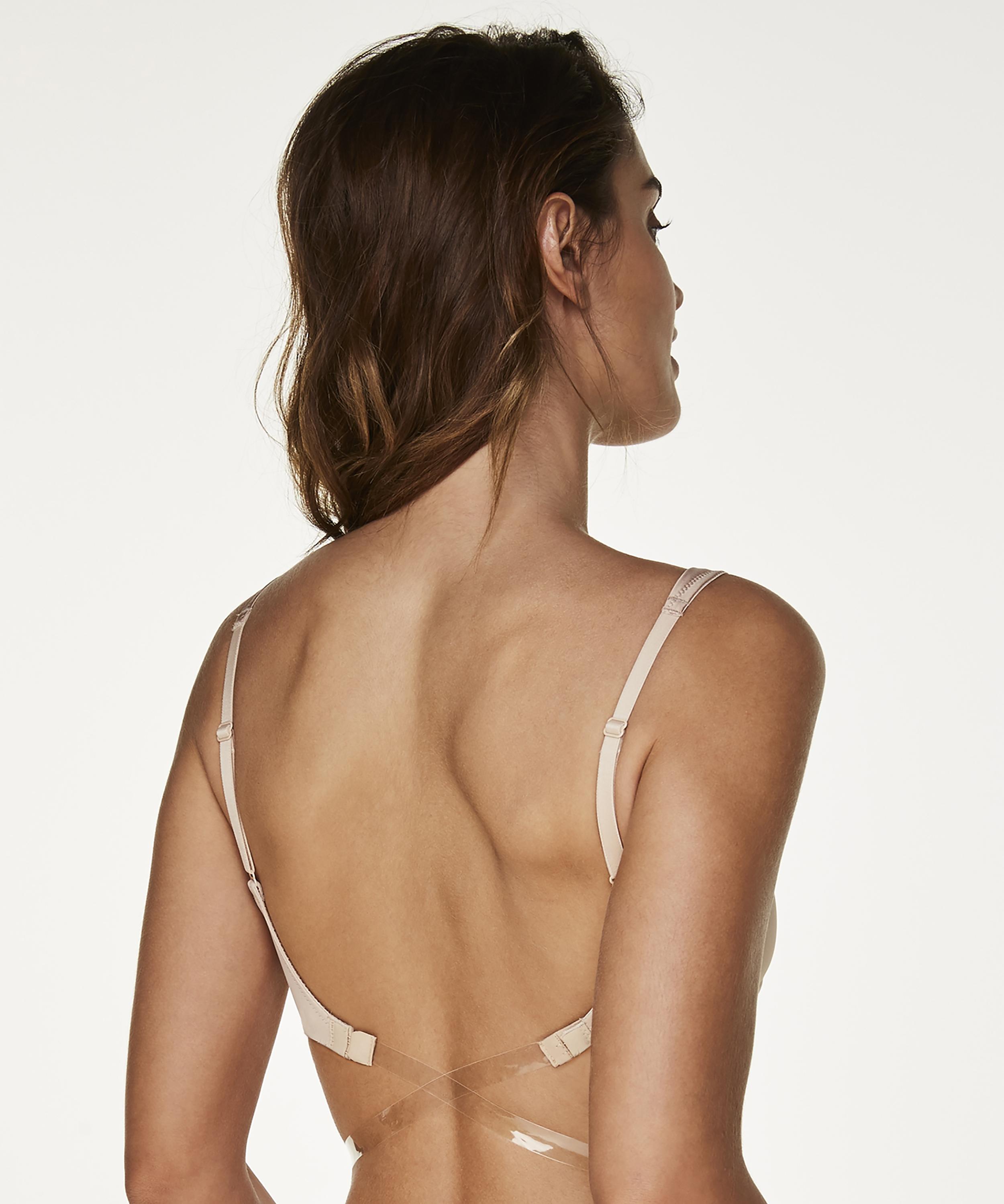Low back strap, Beige, main