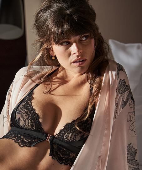 Bralette Celeste, Zwart
