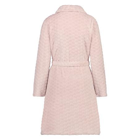 Badjas Fleece, Roze