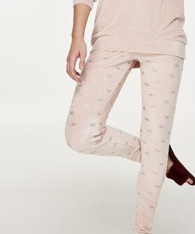 Cadeauset Pyjama Velours , Roze