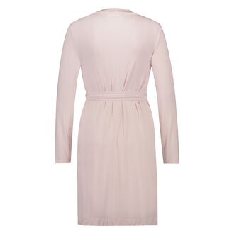 Badjas Modal Lace, Roze