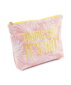 Make up tas Tropic, Roze