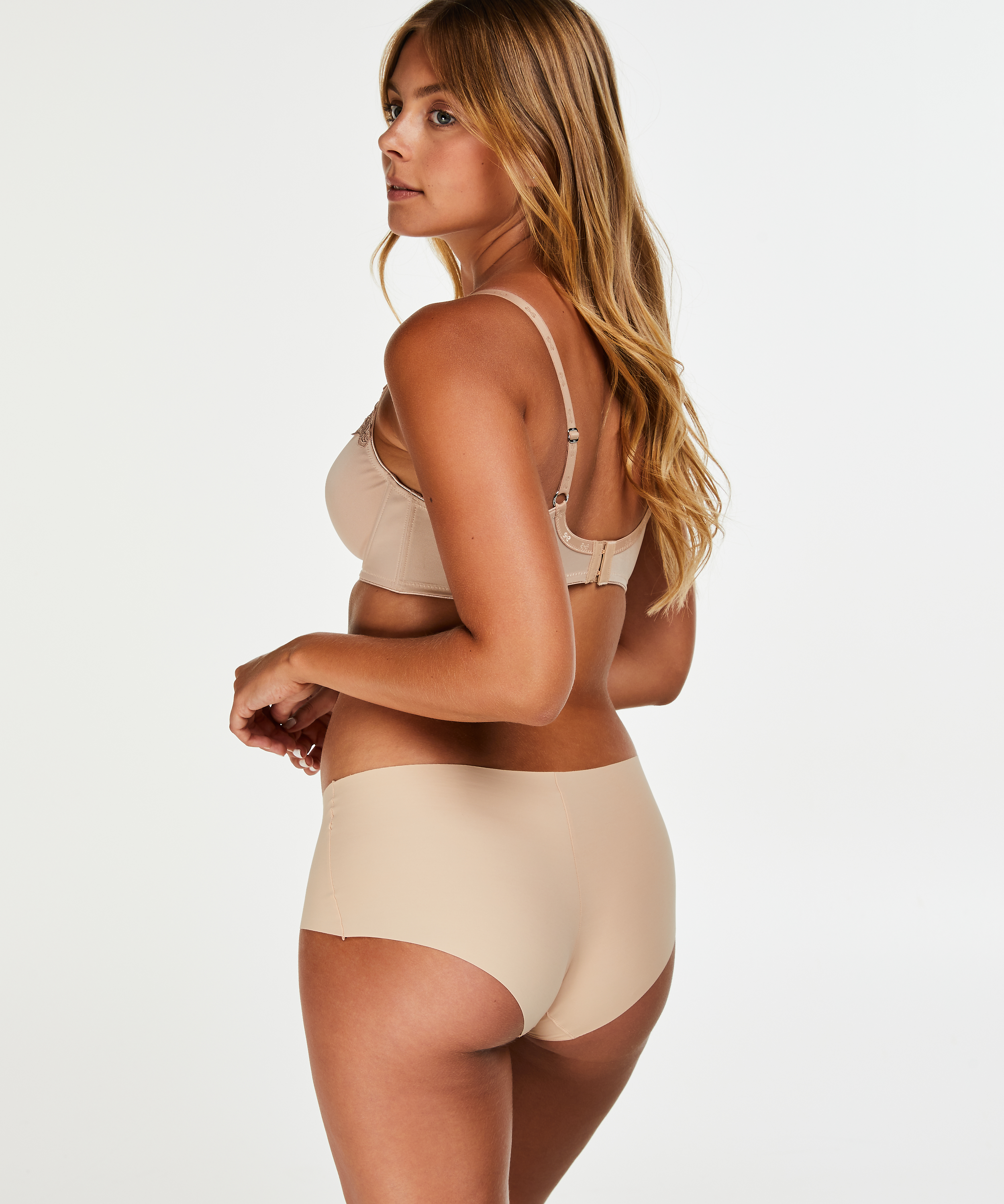 Invisible Short, Beige, main