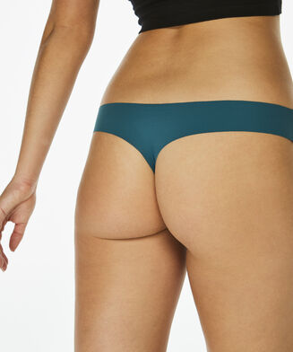 Invisible string basic, Groen