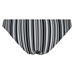 Laag cheeky bikinibroekje Knot a Game, Zwart