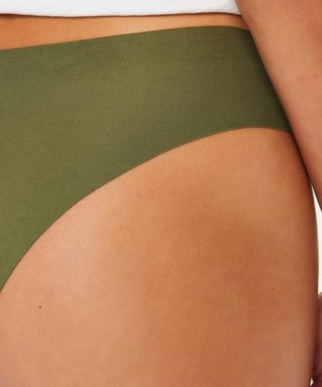 Invisible brazilian katoen, Groen