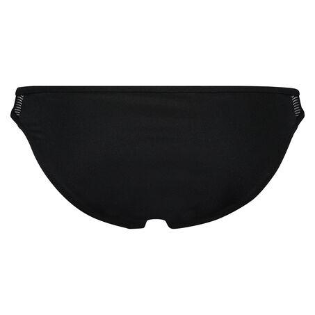 Laag Rio bikinibroekje Wave Maker, Zwart