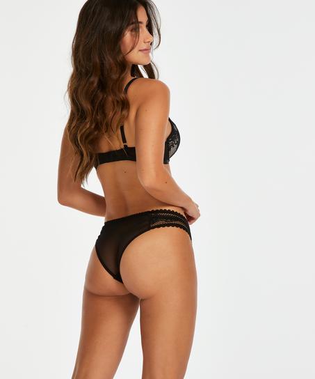 Brazilian Malika, Zwart