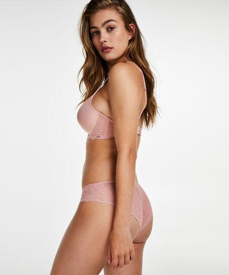 Voorgevormde beugel bh Angie, Roze