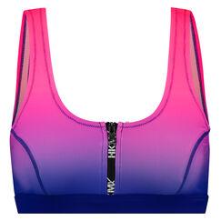HKMX Bikini Croptop Neo, Roze
