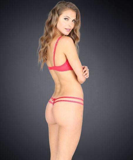 Thong Sophie tanga, Rood