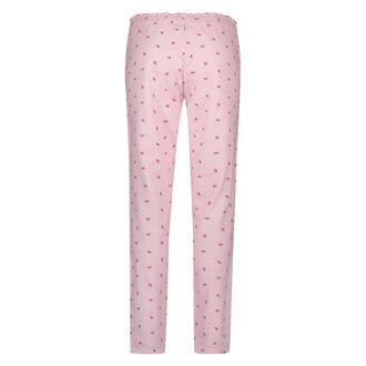 Pyjamabroek Chambray, Roze