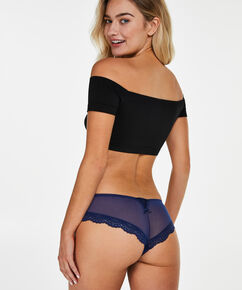 Brazilian Carly, Blauw