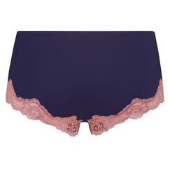 Boxer Secret lace, Blauw