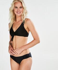 Niet-voorgevormde beugel bikinitop New Dreams, Zwart
