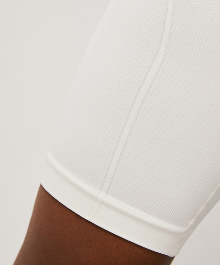 Cycling shorts Bae, Wit