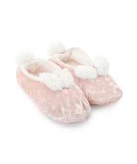Ballerina Velvet Bunny, Roze