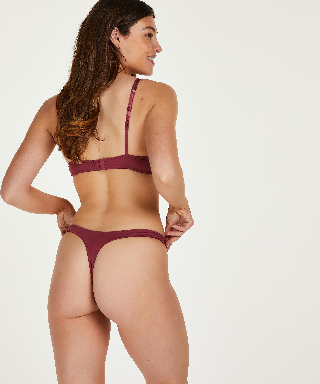 String Secret Lace, Rood, main