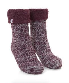 Image of Hunkemöller 1 paar Cosy rib sokken Rood