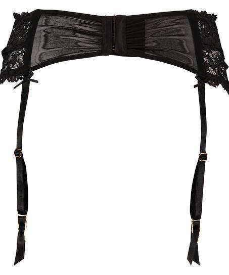 Suspenders Jolie, Zwart