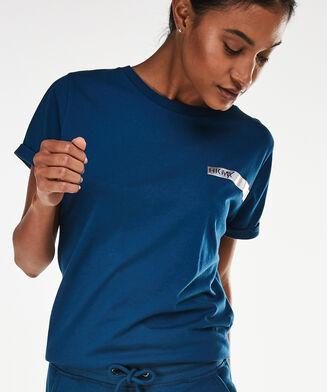 HKMX Sportshirt met korte mouwen, Blauw