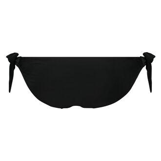 Laag rio bikinibroekje Nala, Zwart