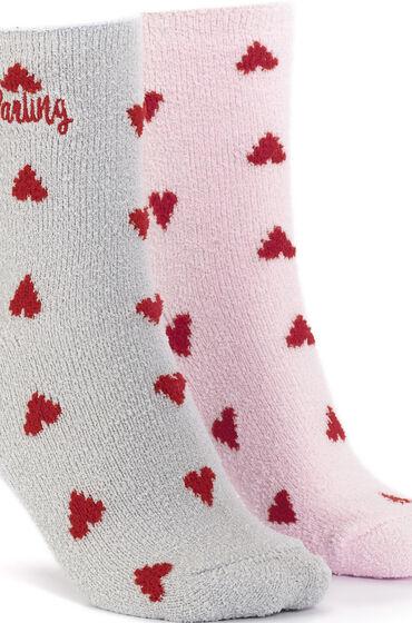 Van Hunkemöller 2 Paar Cosy Socks Blauw Prijsvergelijk nu!
