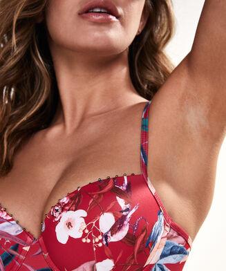 Voorgevormde beugel bikinitop Giselle, Groen