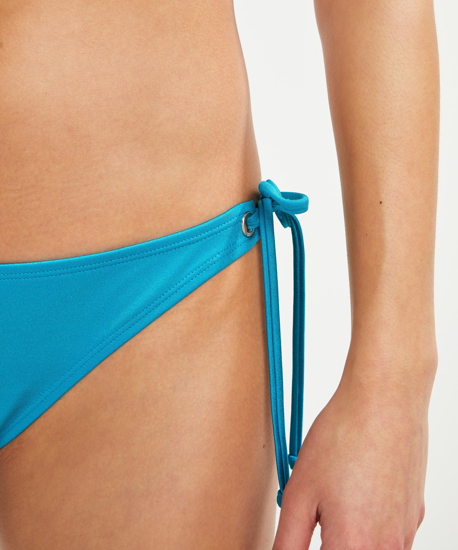 Brazilian tanga bikinibroekje Celine, Blauw, main