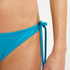 Brazilian tanga bikinibroekje Celine, Blauw