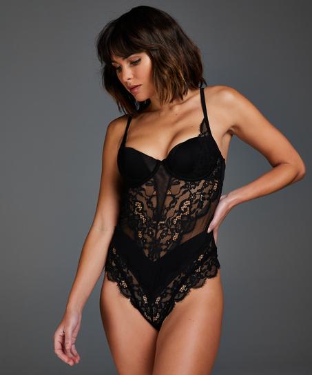 Body Genevieve, Zwart