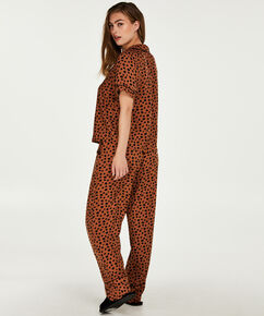 Pyjama jasje, Bruin