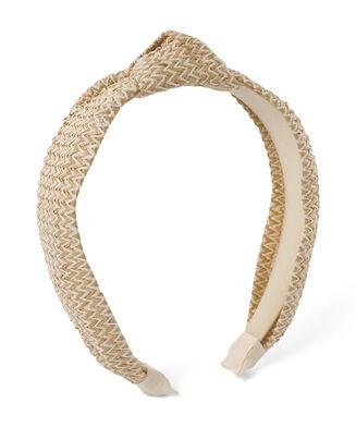 Haarband Doutzen, Wit