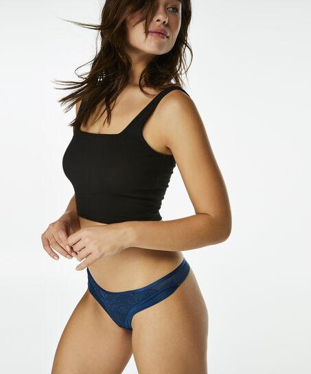 Brazilian Mikaela, Blauw