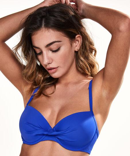 Voorgevormde bikinitop Sunset Dream, Blauw