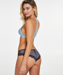 Bralette Maya, Blauw