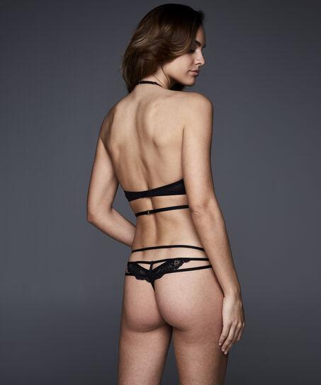 String Fika, Zwart