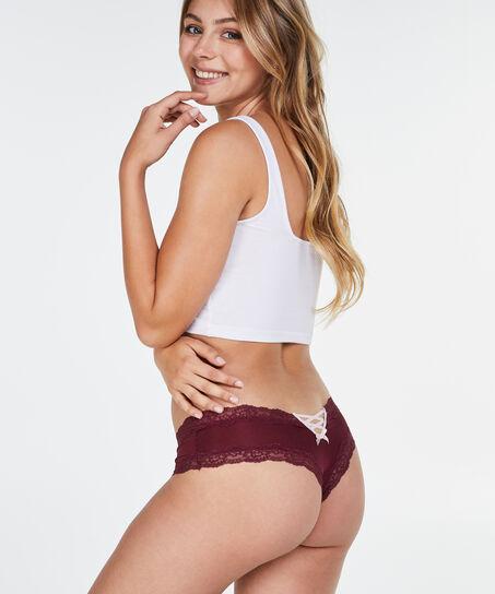 Brazilian Meredith, Rood