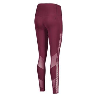 HKMX high waist sport legging, Paars