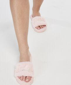 Slippers Darling, Roze
