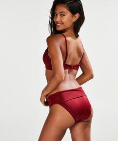 Voorgevormde beugel bikinitop Cinammon, Rood